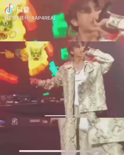 当蔡徐坤遇到野狼Disco,是什么水平??