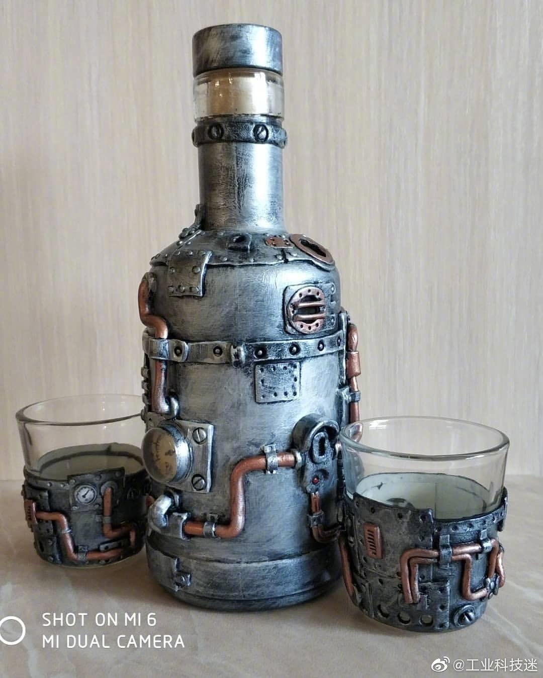 工业界的朋友,要不要一起喝一杯?