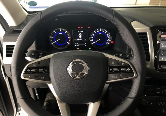 双龙新雷斯特G4新车车型已上市 售21.98-31.98万 7座SUV新选择