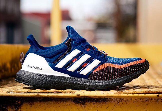 亮眼的三色鞋面!Ultra Boost 2.0 全新配色官网发售