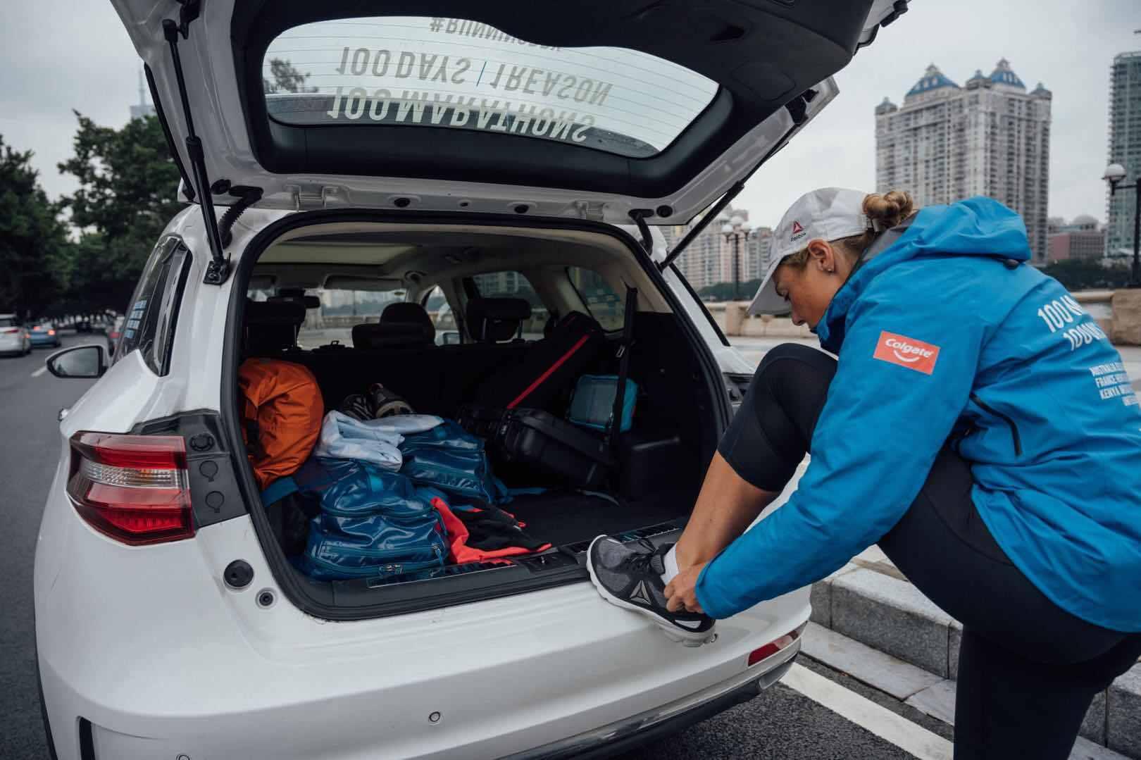 君马汽车携手THIRST节水公益组织:以梦为马,为水而跑