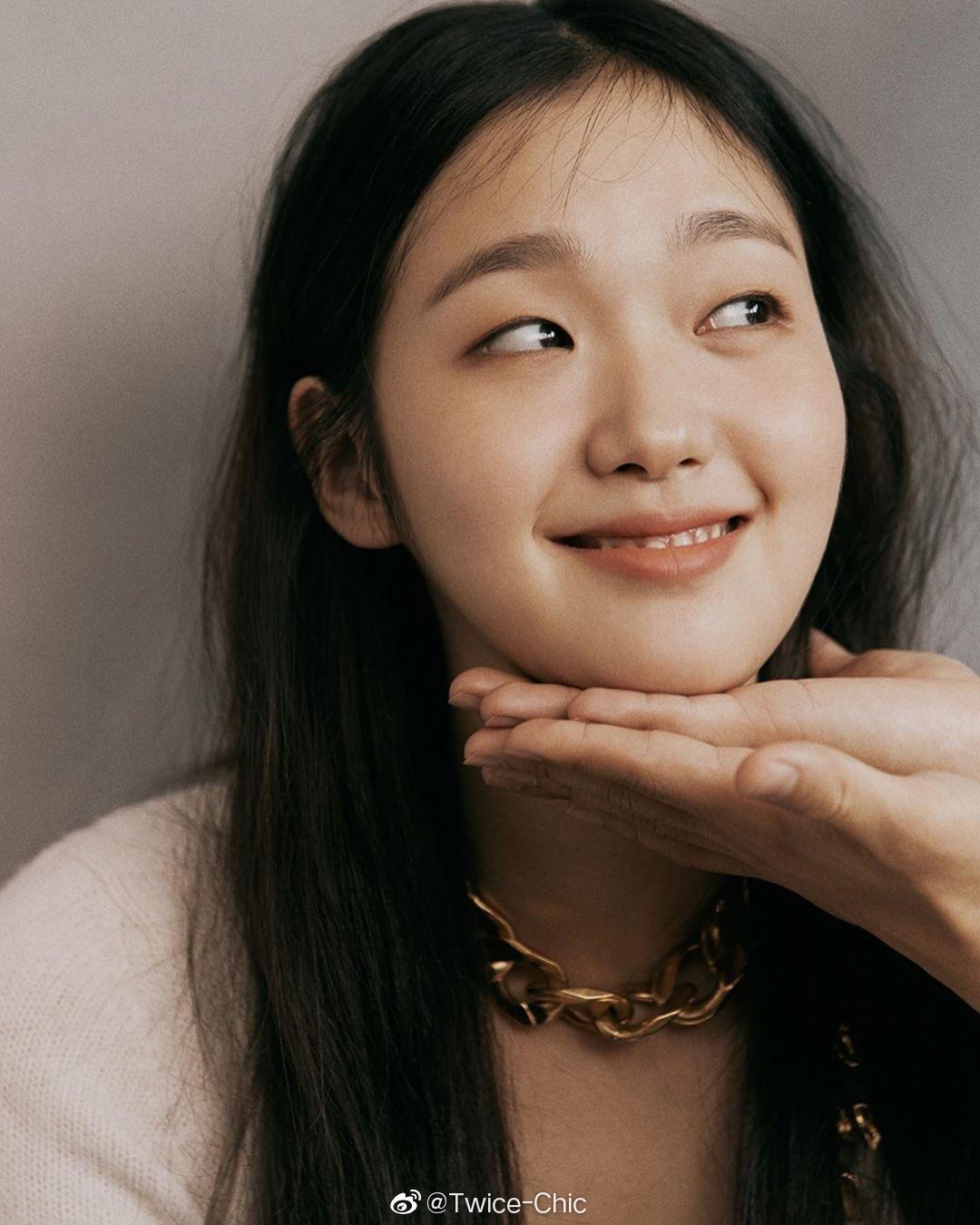 丁海寅 & 金高银 x Marie Claire Korea 9月刊大片完整版