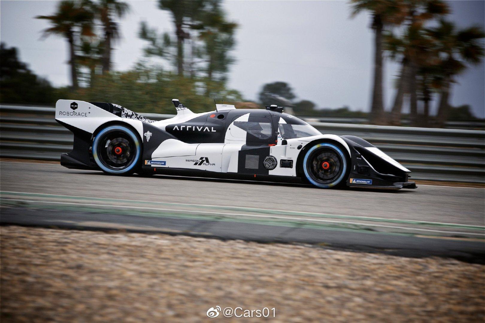 Roborace宣布将在2019古德伍德速度节上推出DevBot 2.0自动驾驶赛车