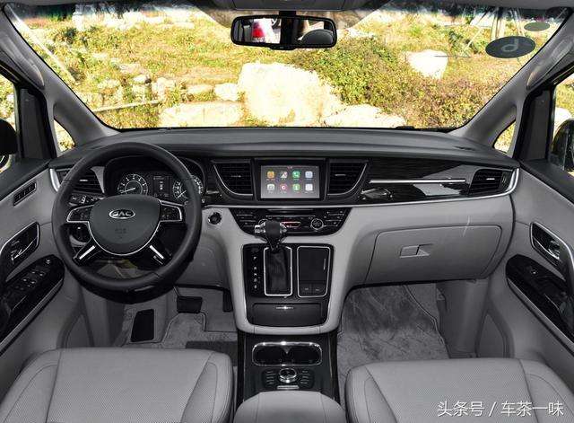 又一款国产MPV开始对彪进口车了,售价24万,内饰堪比房车