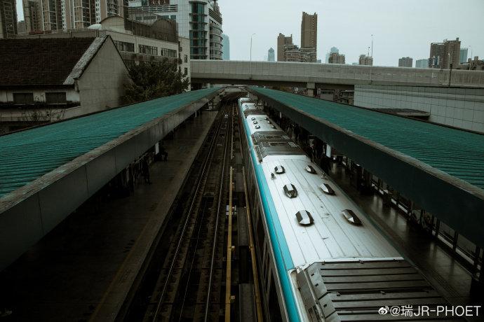 @瑞JR-PHOET :你坐过的武汉轨道交通一号线
