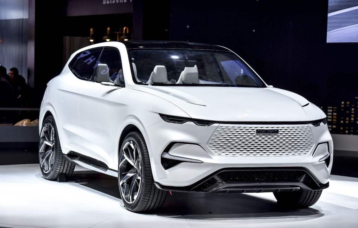 """发力""""新肌肉""""看长城四化在上海汽车秀车展标致307自动降窗图片"""