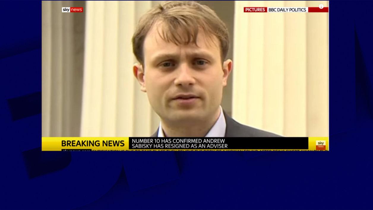 被曝曾发表种族主义言论,英国首相新顾问获聘即辞职