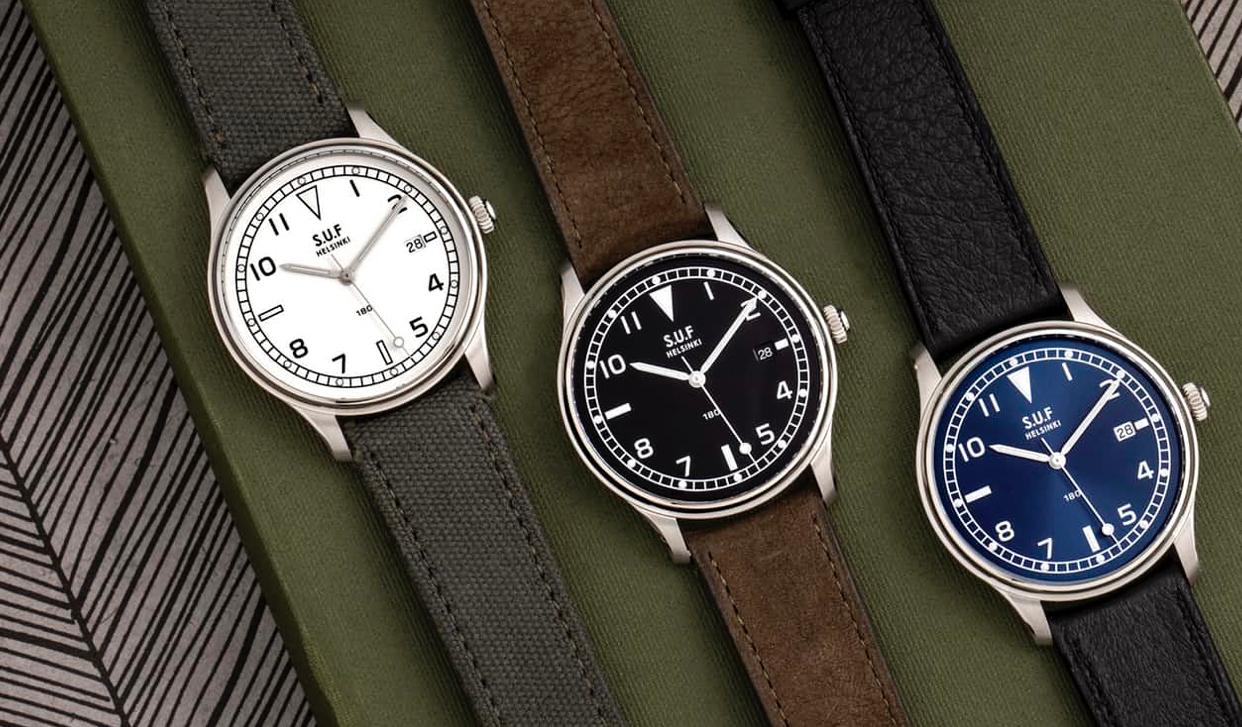 Hodinkee介绍sarpaneva出品的一款正装超薄表,正常到不可思议
