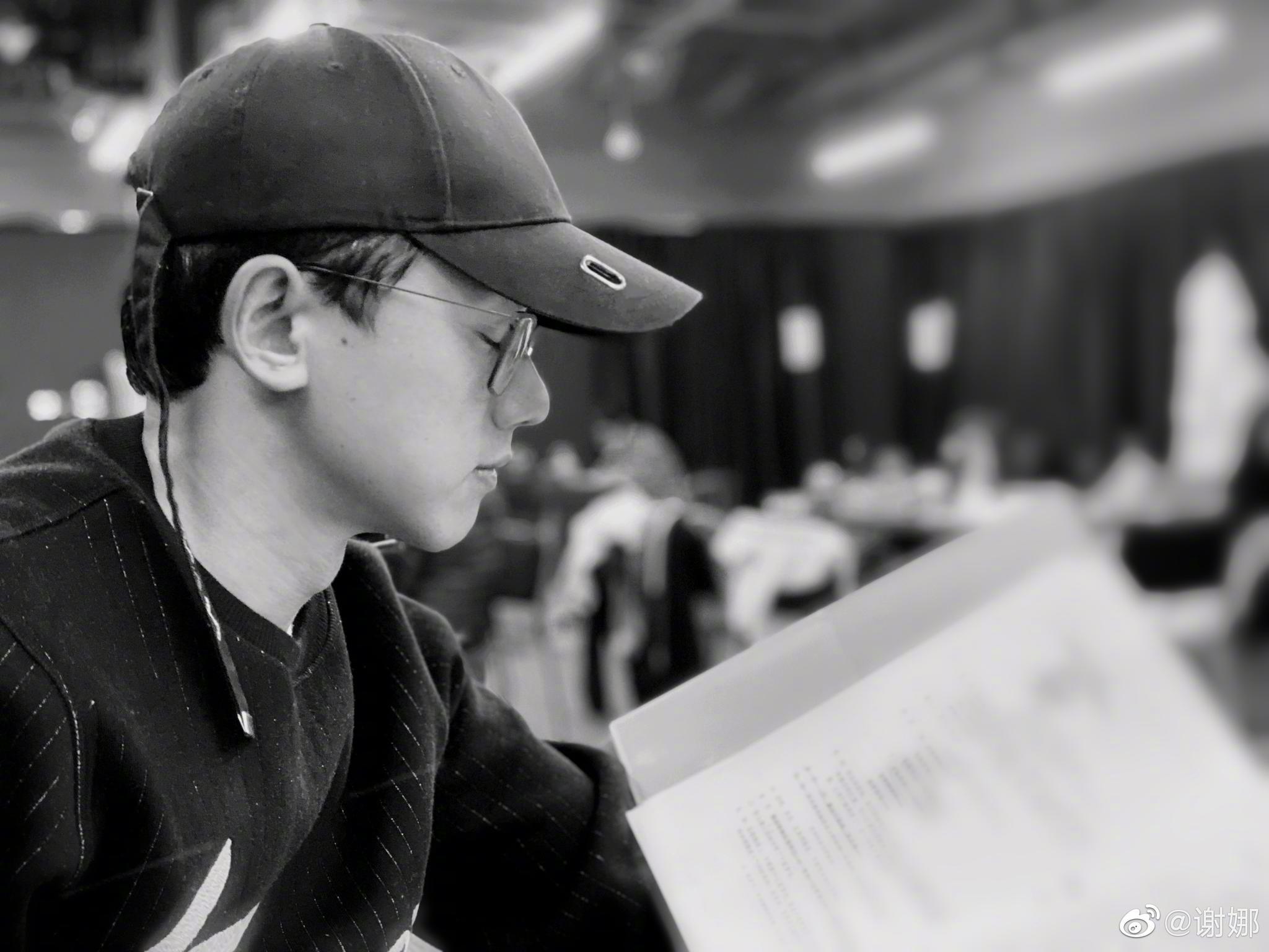 探班赖声川导演和杰哥正在排练的话剧,惊喜,感动 期待2019.12