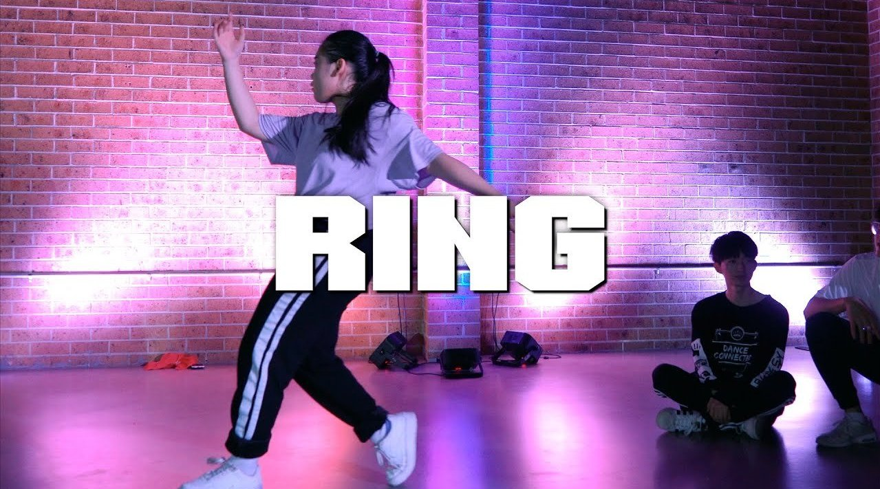IMI舞室Cardi B《Ring》,CHELLI编舞!@微博舞蹈