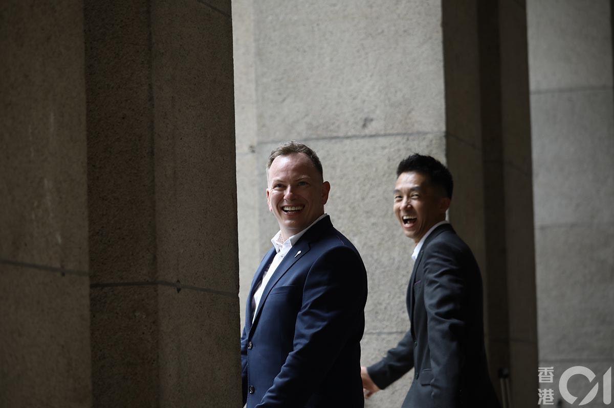 香港不承认同性婚姻,但不代表同性婚姻的诉讼会有倾斜