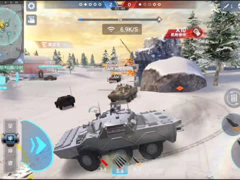 打赢坦克遭遇战(巅峰坦克)《新游戏体验》第三十一期