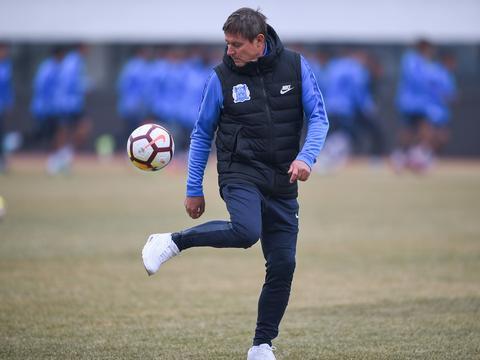 斯托伊科维奇:若中超增加外援名额,这对中国足球是好事