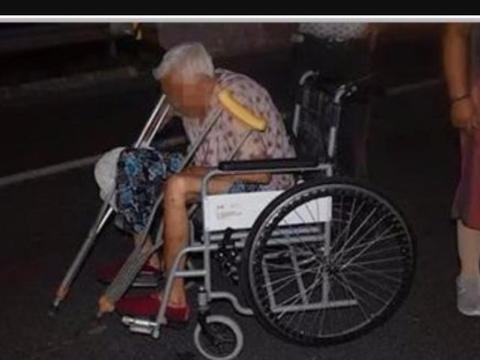 这起事故判了!女子推轮椅上的母亲过马路被撞身亡 司机被判主责
