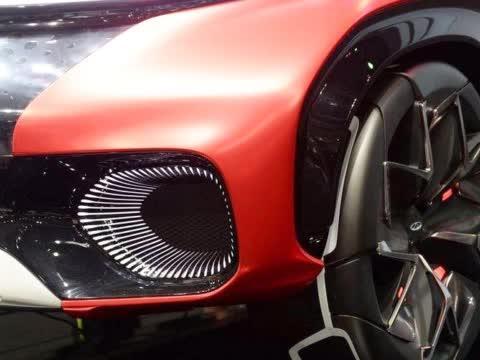 """奇瑞终于实现""""轮胎充电""""!2020年上市,一旦量产比BBA都得火!"""