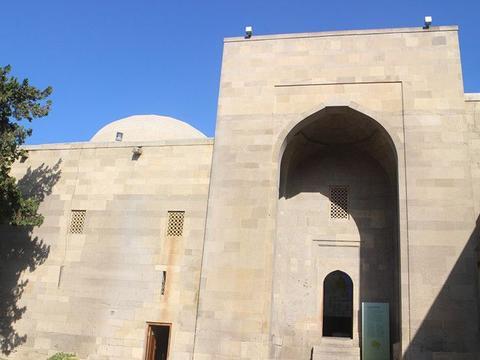 西亚 阿塞拜疆 巴库 席尔旺沙宫