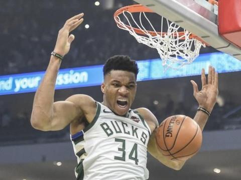 希腊怪兽!字母哥出战21分钟砍37分 再创NBA一神迹 库里都不如他
