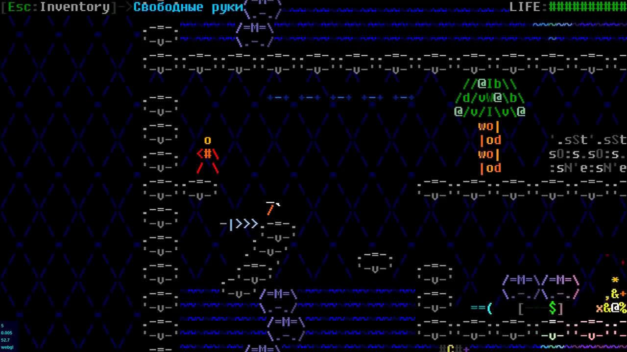 怀旧游戏视觉表现的底限是 8-Bit 和 1-Bit 吗