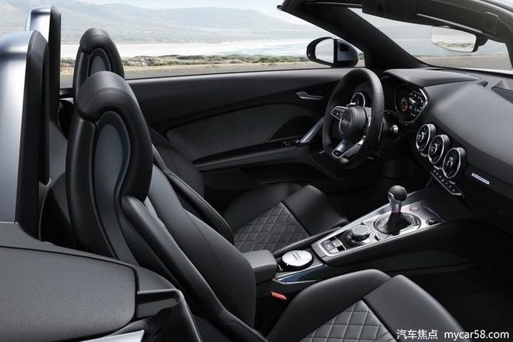 战斗气息十足,新款奥迪TTS Roadster官图发布