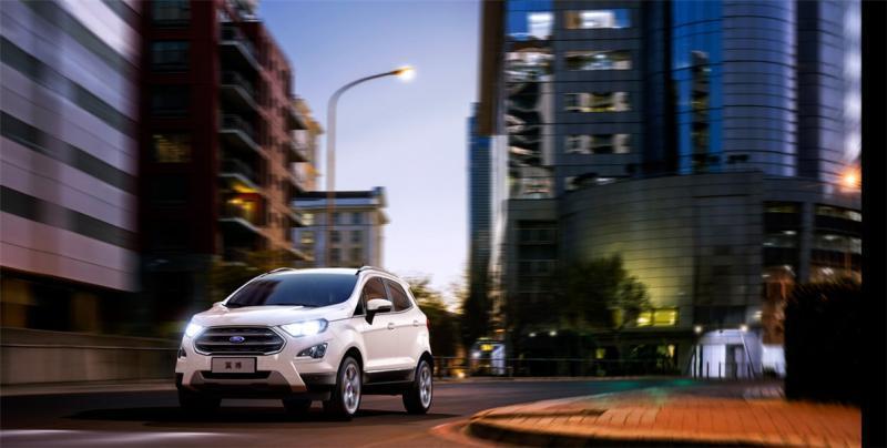 长安福特翼搏能叱咤小型SUV市场吗?