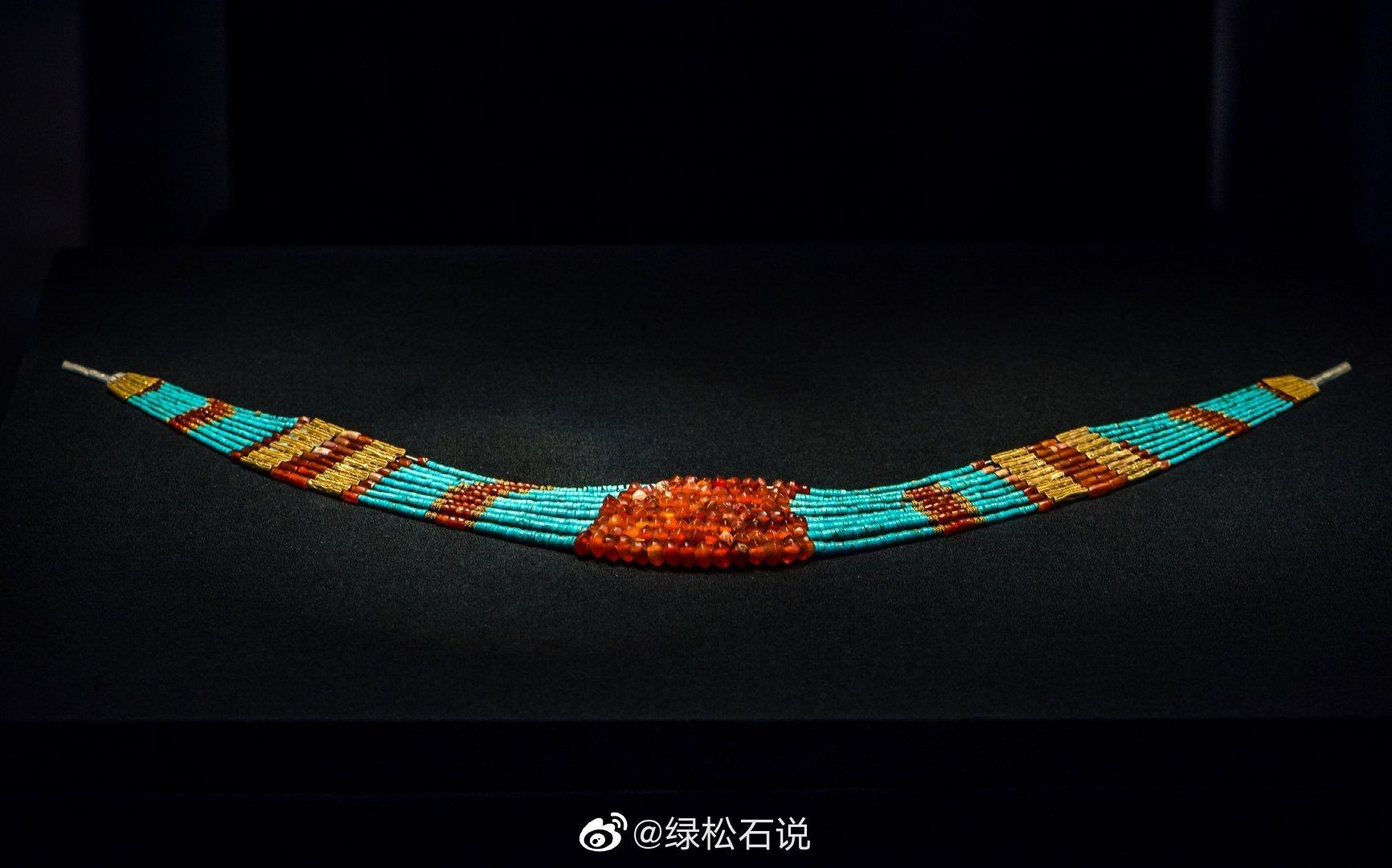 甘肃省文物考古研究所藏· 战国时期项饰