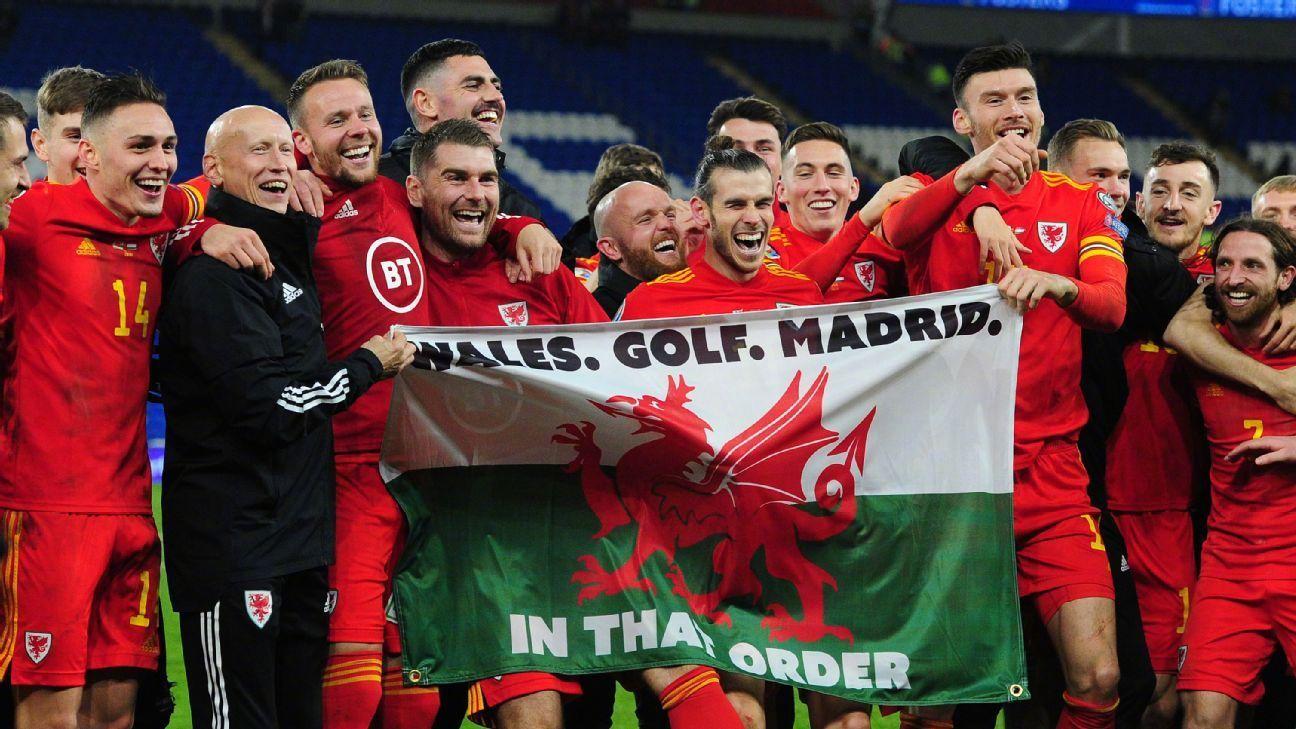 威尔士2-0战胜匈牙利,打击欧洲杯决赛圈后