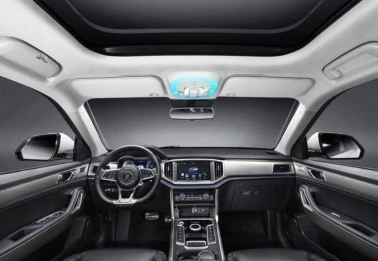 大乘也想玩SUV!新车比锐界漂亮,搭载2.0T+8AT,能迷