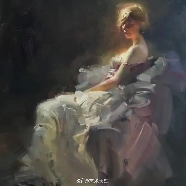 吴兆铭出生于广州,毕业于广州美院