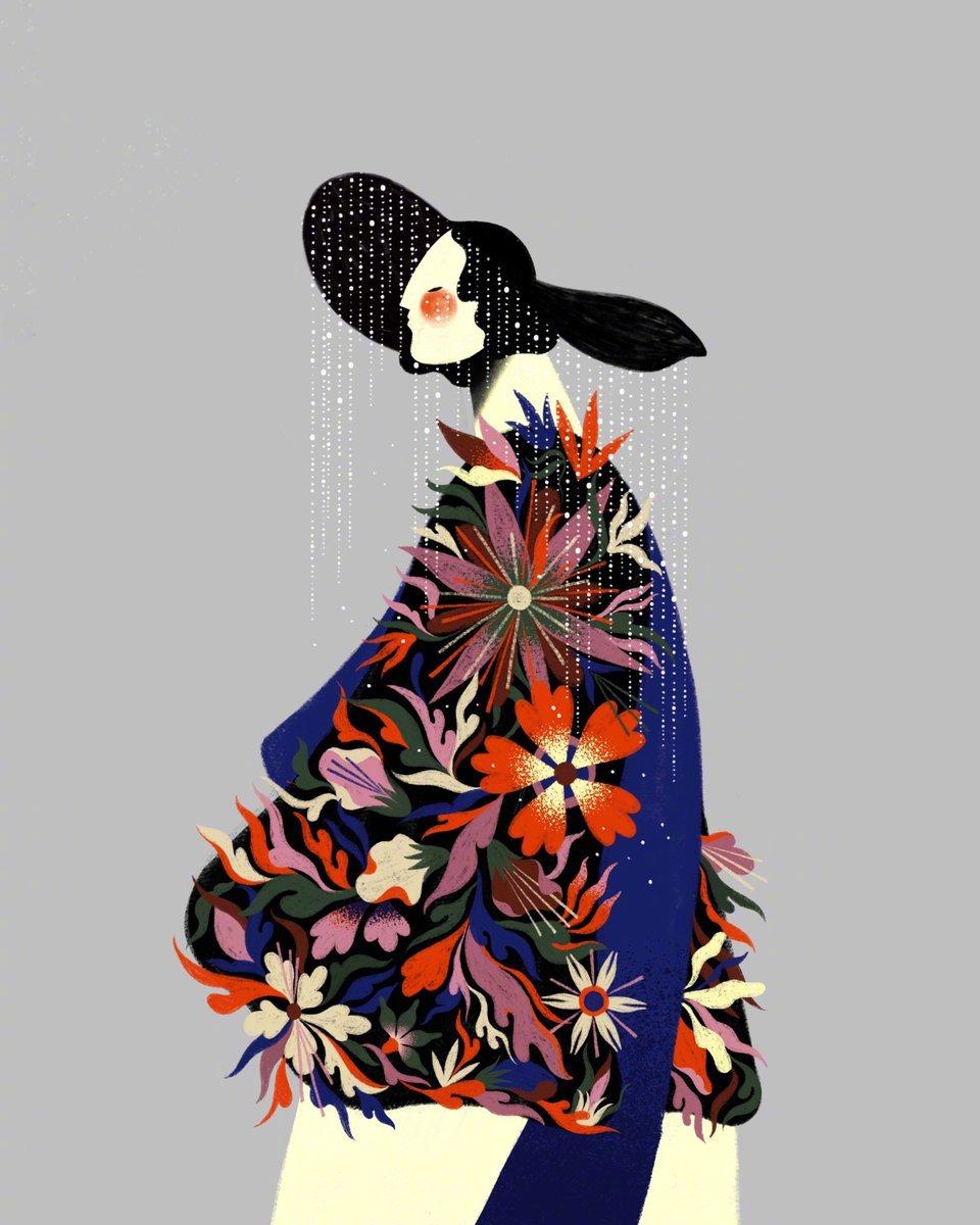 来自插画师 Willian Santiago  绘画作品     society6