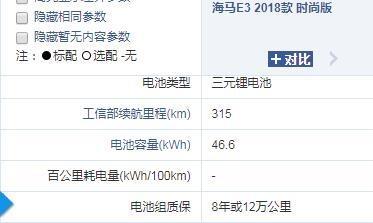 续航超300KM的A级车仅8万,为何月销量仅17辆?