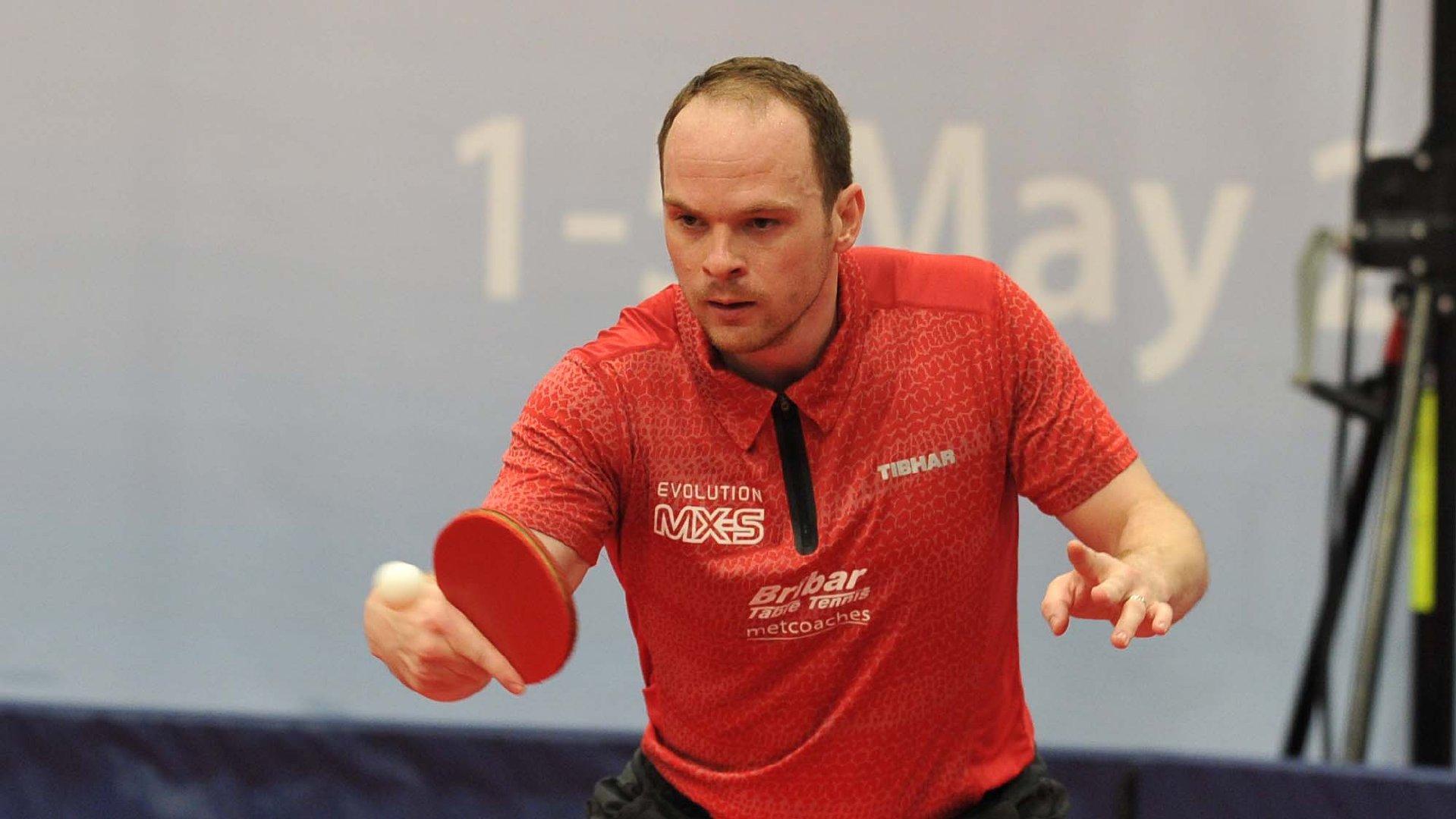 国际乒联挑战赛塞尔维亚公开赛,英格兰选手金克霍尔获得男单冠军