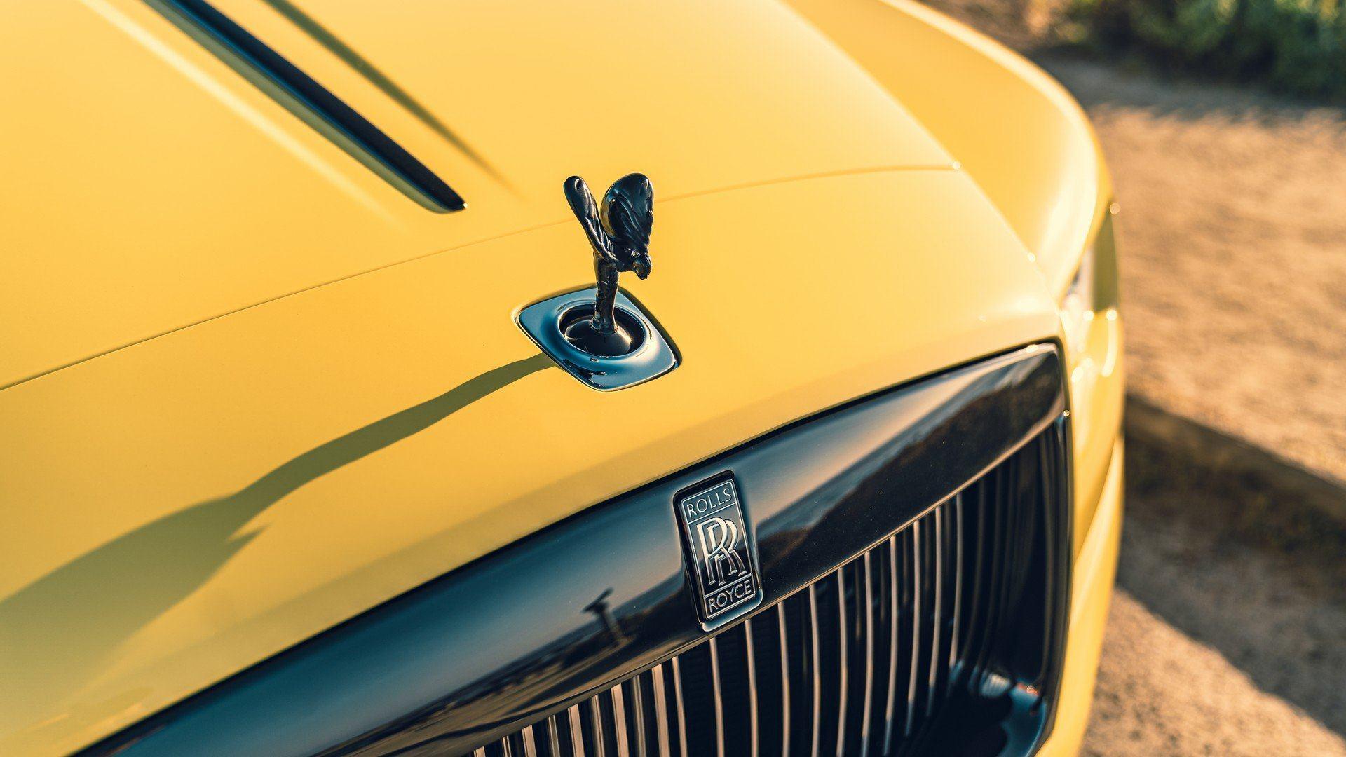 劳斯莱斯(Rolls-Royce)在Monterey Car Week推出一系列Pebble Beach 2