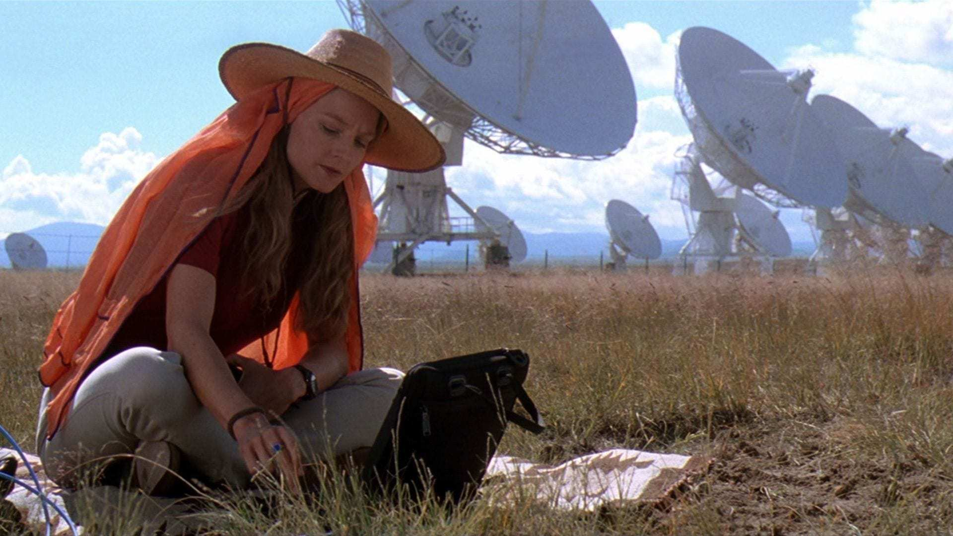 女科学家:吉尔·塔特,SETI,以及我们对外星生命的探索