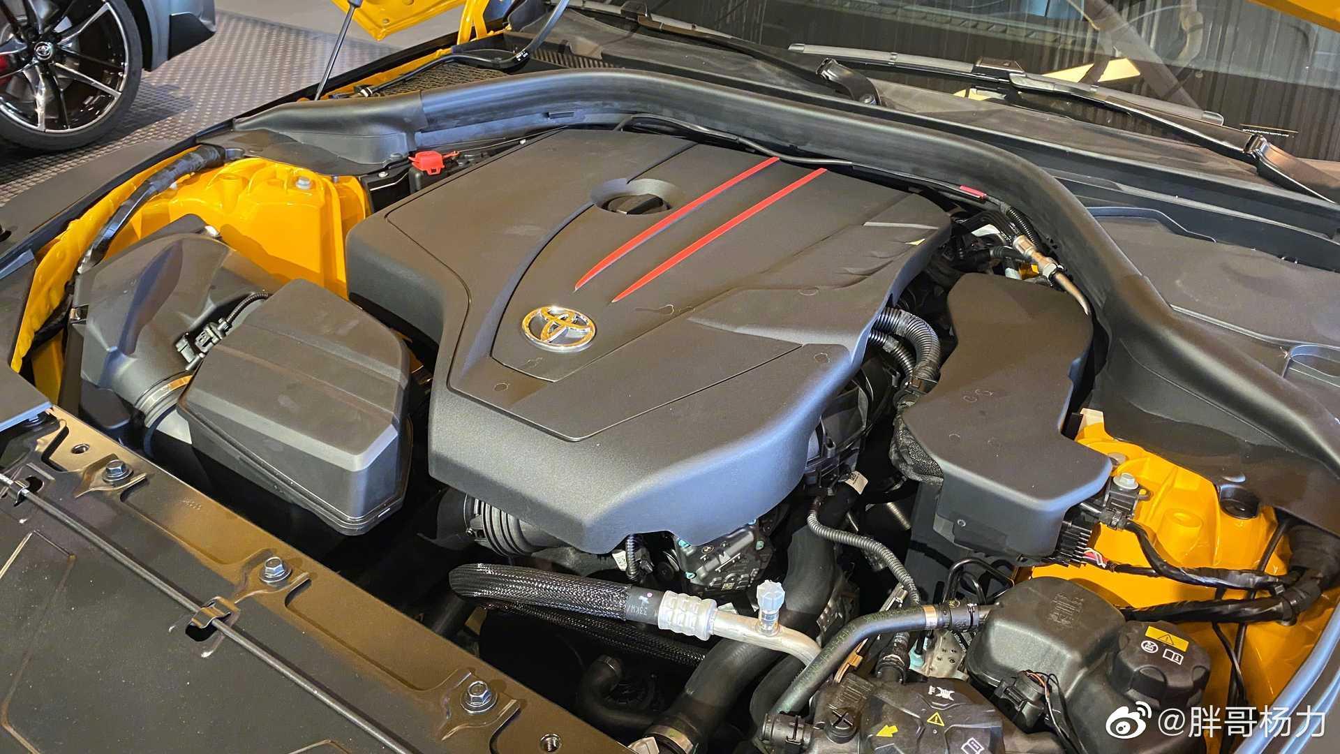 丰田Supra要推出四缸版本了