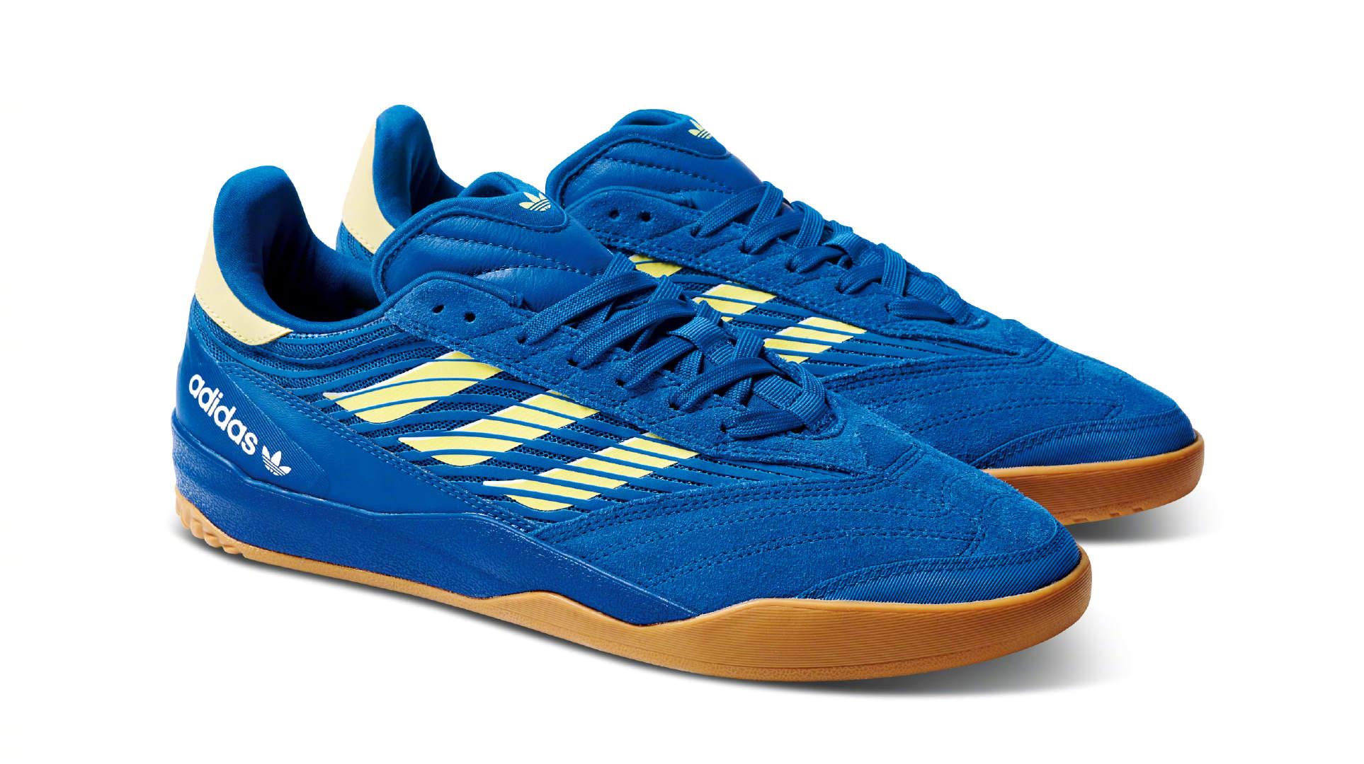 adidas Skateboarding再次借鉴足球元素推出Copa Nationale