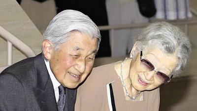 日本上皇后8日将接受乳腺癌手术