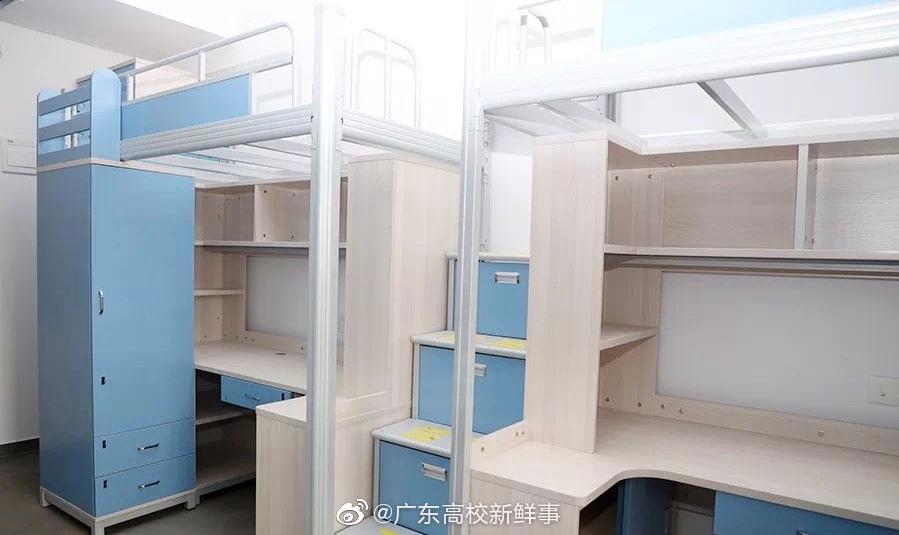 华南理工大学广州国际校区宿舍环境