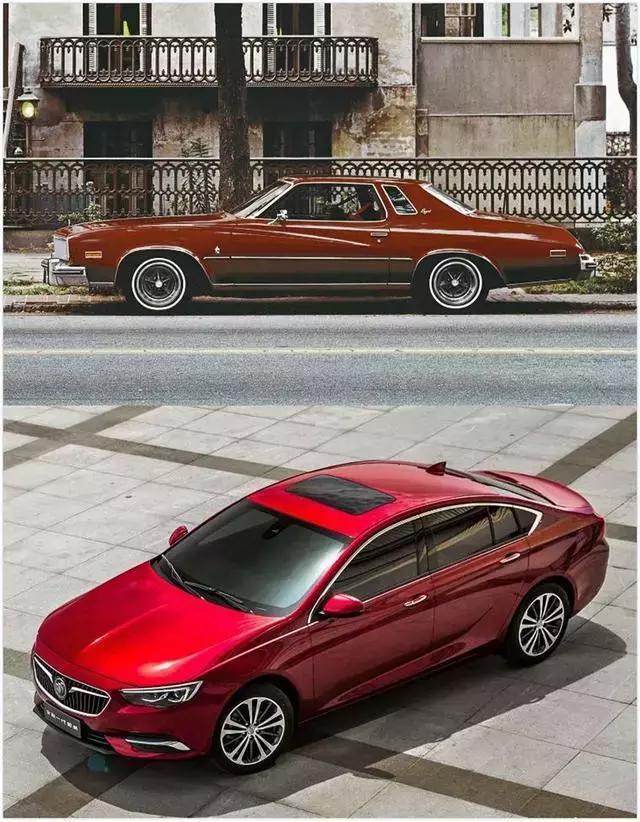 这些拥有辉煌历史的中型车,依然不愁卖!