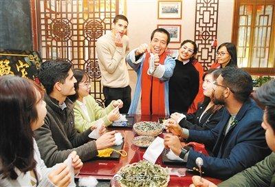 清华大学苏世民书院学者来西安社会实践 感受中国传统文化魅力
