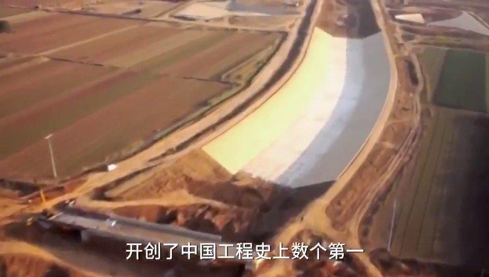 """中国这一工程,藏在黄河底下,被誉为""""世界最伟大奇迹"""""""