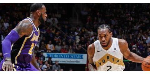 NBA2019-2020季赛程发布,其中必看的几场重头大戏