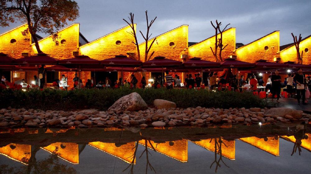 打造陶瓷民窑特色旅游商业街区
