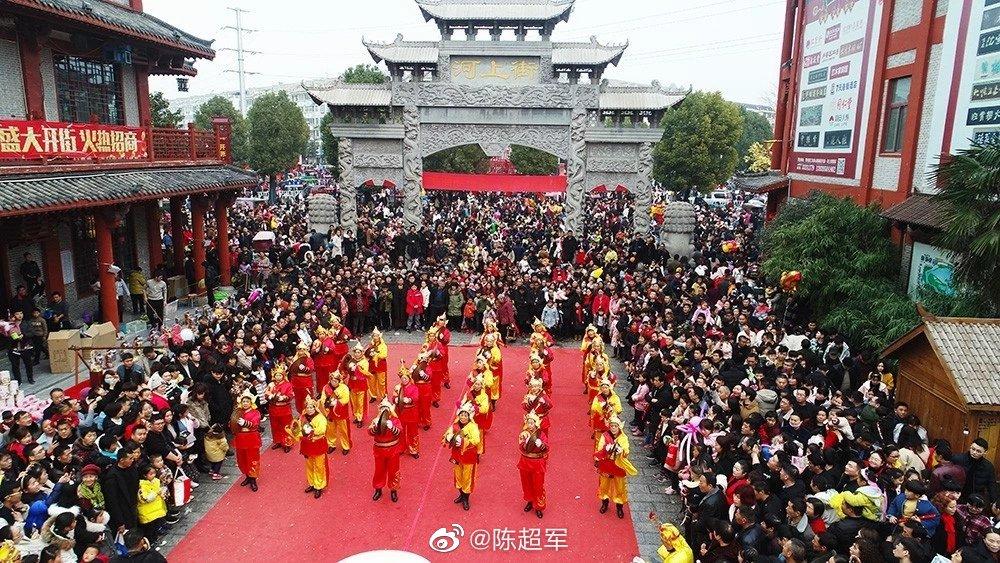 正月初一开始!2020河上街庙会,演出时间表,正式发布!中国的春节