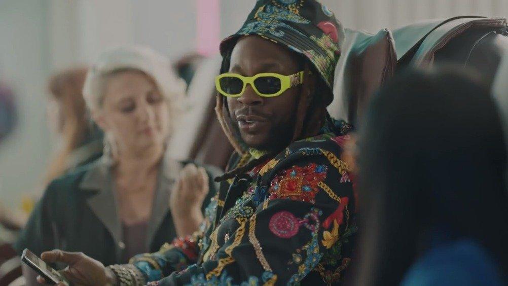 """2 Chainz与Awkwafina出镜Google新款""""Pixel 3a""""宣传片!"""