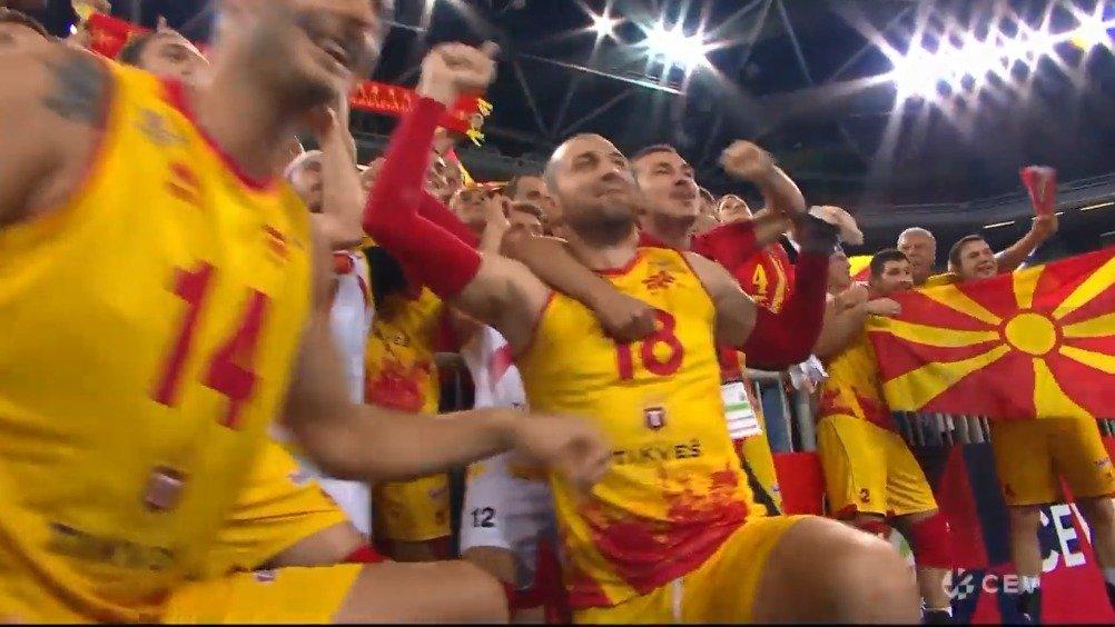 第五比赛日的官方集锦,焦点战中,东道主法国3-0横扫保加利亚