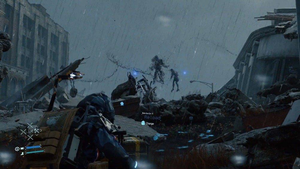"PlayStation公开了《死亡搁浅》特别影像""Connect""日文版"