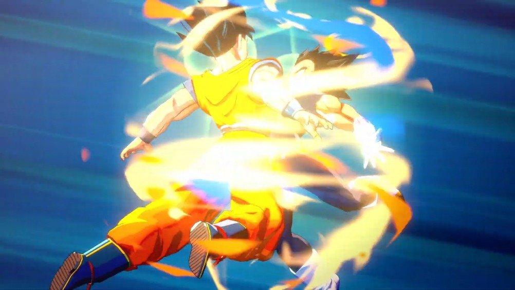 《七龙珠 卡卡罗特》(PS4/XOne/STEAM)公布第五弹繁体中文宣传影像