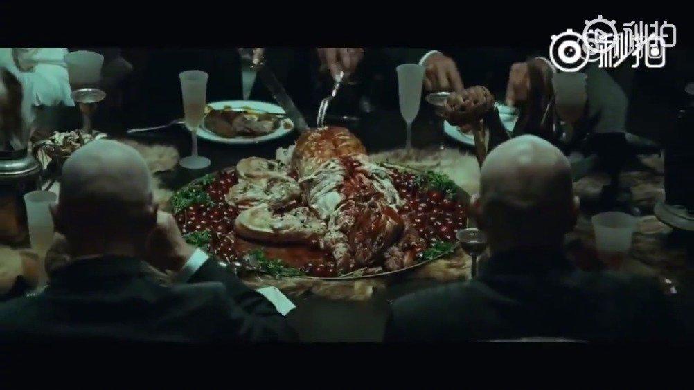 戛纳获奖短片《下一层》,没有慈悲和节制的食客,一层一层