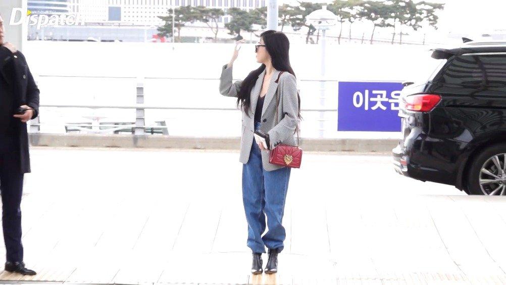 200128 帕尼 仁川机场返回LA新闻视频一则