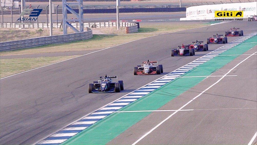2020亚洲F3锦标赛第15回合集锦
